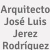 Arquitecto José Luis Jerez Rodríguez