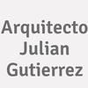 Arquitecto Julian Gutierrez