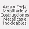 Arte Y Forja Mobiliario Y Costrucciones Metalicas E Inoxidables