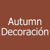 Autumn Decoración