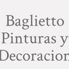 Baglietto Pinturas y Decoracion