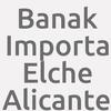 Banak Importa Elche Alicante