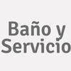 Baño Y Servicio