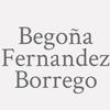 Begoña Fernandez Borrego