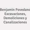 Benjamin Povedano Excavaciones, Demoliciones Y Canalizaciones
