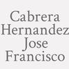 Cabrera Hernandez Jose Francisco