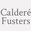 Calderé Fusters
