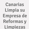 Canarias Limpia Su Empresa De Reformas Y Limpiezas