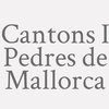 Cantons I Pedres De Mallorca