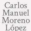 Carlos Manuel Moreno López
