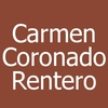 Carmen Coronado Rentero