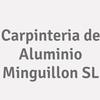 Carpintería De Aluminio Minguillon S.L.
