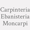 Carpinteria Ebanisteria Moncarpi