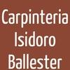 Carpinteria Isidoro Ballester