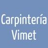 Carpintería Vimet
