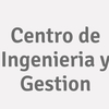 Centro de Ingenieria y Gestion
