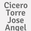 Cicero Torre  Jose Angel