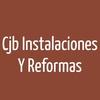 CJB Instalaciones y Reformas