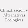 Climatización Y Alternativas Ecológicas