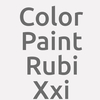 Color Paint Rubi Xxi