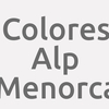 Colores Alp Menorca