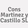 Cons. Martinez Y Castillo S.l