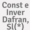 Const e Inver Dafran, SL(*)