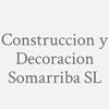 Construccion Y Decoracion Somarriba S.l.