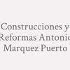 Construcciones y Reformas Antonio Marquez Puerto