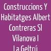 Construccions y Habitatges Albert Contreras SL Vilanova i la Geltrú