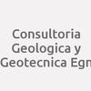 Consultoria Geologica y Geotecnica Egn