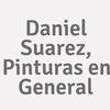 Daniel Suarez, Pinturas En General