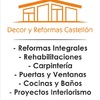 DECOR Y REFORMAS CASTELLON