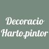 Decoracio Harto, Pintor