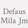 Defaus Mila  Jm