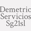 Demetrio Servicios Sg21sl