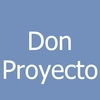 Don Proyecto