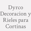 Dyrco Decoracion Y Rieles Para Cortinas