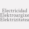Electricidad Elektroargixe Elektrizitatea