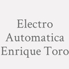 Electro Automatica Enrique Toro