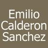 EMILIO CALDERON SANCHEZ
