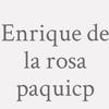 Enrique De La Rosa Paquicp