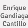 Enrique Gandiaga Cantillo