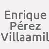 Enrique Pérez Villaamil
