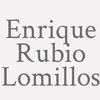Enrique Rubio Lomillos