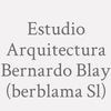 Estudio Arquitectura Bernardo Blay (berblama S.l.)