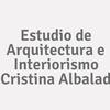 Estudio De Arquitectura E Interiorismo Cristina Albalad