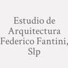Estudio De Arquitectura Federico Fantini, S.L.P.