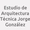 Estudio De Arquitectura Técnica Jorge González