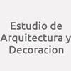 Estudio De Arquitectura Y Decoracion